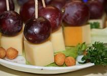Sýrové jednohubky