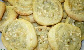 Sýrové šneky od Čiriny