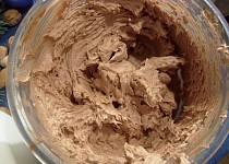 Kakaový krém do řezů