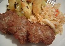 Karbanátky -dvě různá jídla