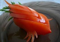 Kytička z rajčete