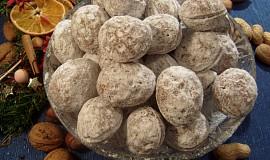 Ořechy s krémem