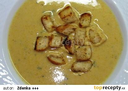 Rybí polévka vhodná i pro děti