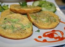 Tuňáková omeleta