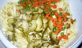 Vánoční bramborový salát