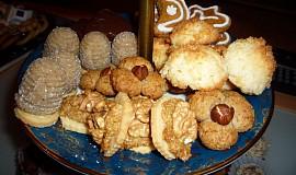Vánoční cukroví - jen pro inspiraci