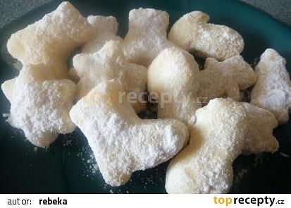 Výborné šlehačkové cukroví
