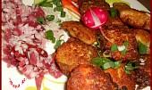 Kuřecí střapačky v bramborákovém těstě