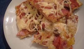 Pizza tak trochu jnak