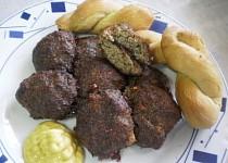 Placičky z mletého masa