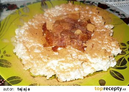 Rýžovo-jablečná kaše