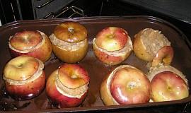 Zapečená jablka
