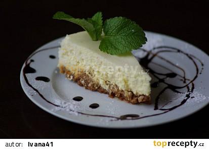 Cheesecake - sýrový koláč