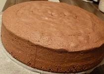 Kakaový olejový korpus na dort
