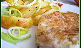 Maso v tatarské omáčce