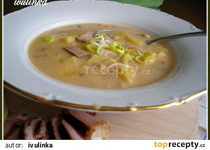 Moje fazolová polévka