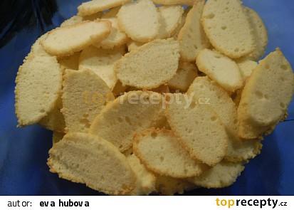 usušené před obalením v cukru