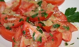 Zálivka do salátu