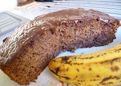 S polevou...a banán na okrasu. :D