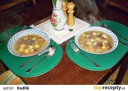 Kadlíkova tukožroutská zdravá polívka