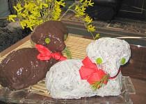Velikonoční beránek od Nadi