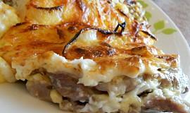 Vepřová krkovice v majonéze