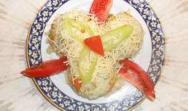 Zeleninové rizoto z remosky