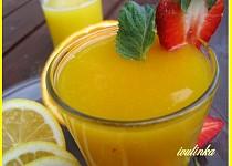 Citronovo-pomerančový  koncentrát na výrobu džusu