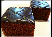 Hebká hustá čokoládová poleva