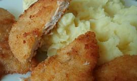 Kořeněné kuřecí řízečky