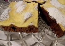 Strakatá buchta (hrníčkový recept)