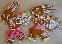 Velikonoční medovníčky
