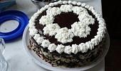 Báječný čokoládový dort