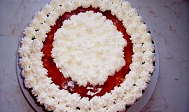 Báječný ovocný dort