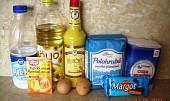 Buchta z margotky a vaječného koňaku