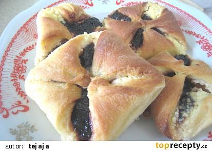 Buchty  Lucinka z domácí pekárny