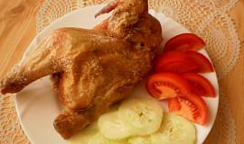 Nejjednodušší a nejlepší kuře, co znám - KUŘE V SOLI