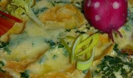 Romadůžková omeleta