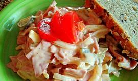 Slovácký salát