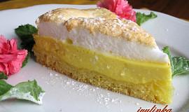 Tvarohový dezert z časopisu  Blesk