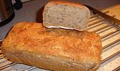 Chleba s křupavou kůrkou
