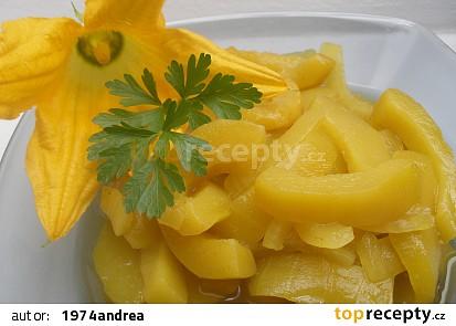 Cukety na sladkokyselo s curry