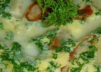 Holandskološtická rychlá omeleta