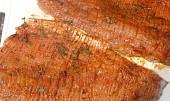 Kapří filet na grilu