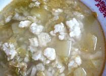 Koprovo - máslové nočky do polévky