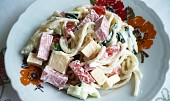 Špagetový salát 2