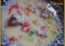 Bulharská výborná polévka