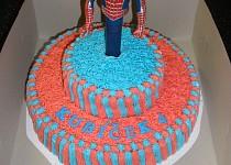 Dort Spiderman II.