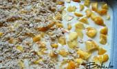 Ovocný koláč s mandlemi