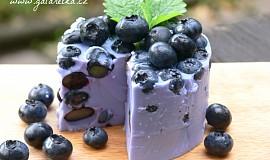 Smetanovo borůvkový dortík